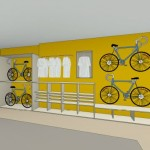 Change of Use for a bike training facility and retail space