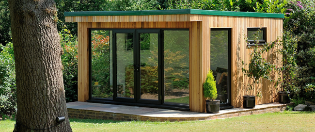 Office In The Garden Since Then We Have Designed And Built A Range