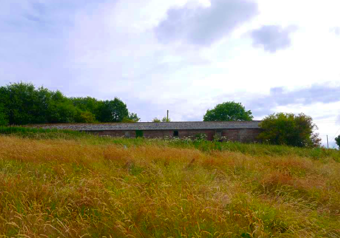 change of use from barn to live work, Stroud